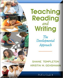 Teaching Reading and Writing: The Developmental Approach 1st Edition by Shane Templeton (Author), Kristin Gehsmann (Author)